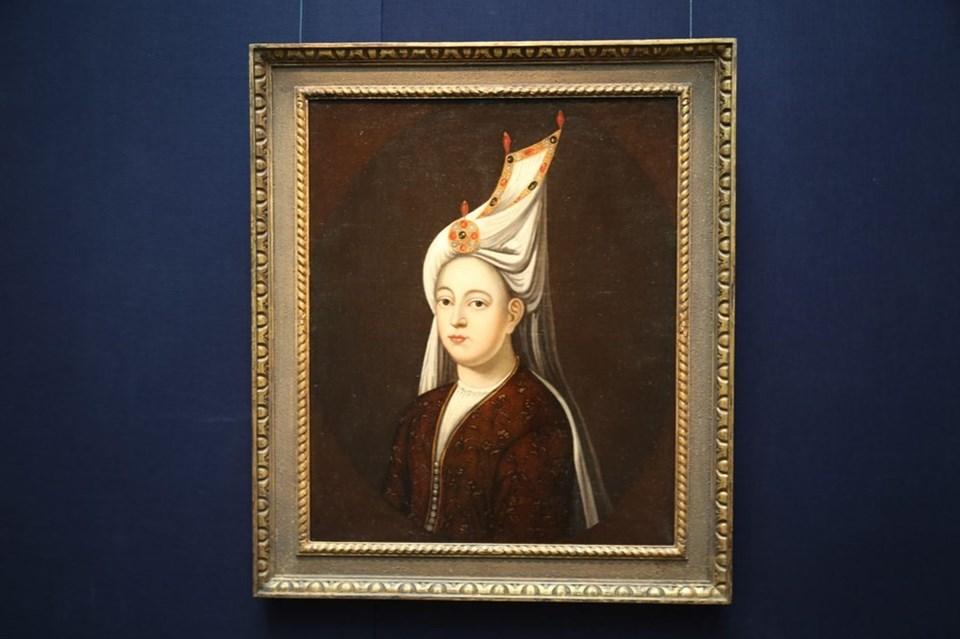 Kanuni Sultan Süleyman Portresine 5 Milyon TL