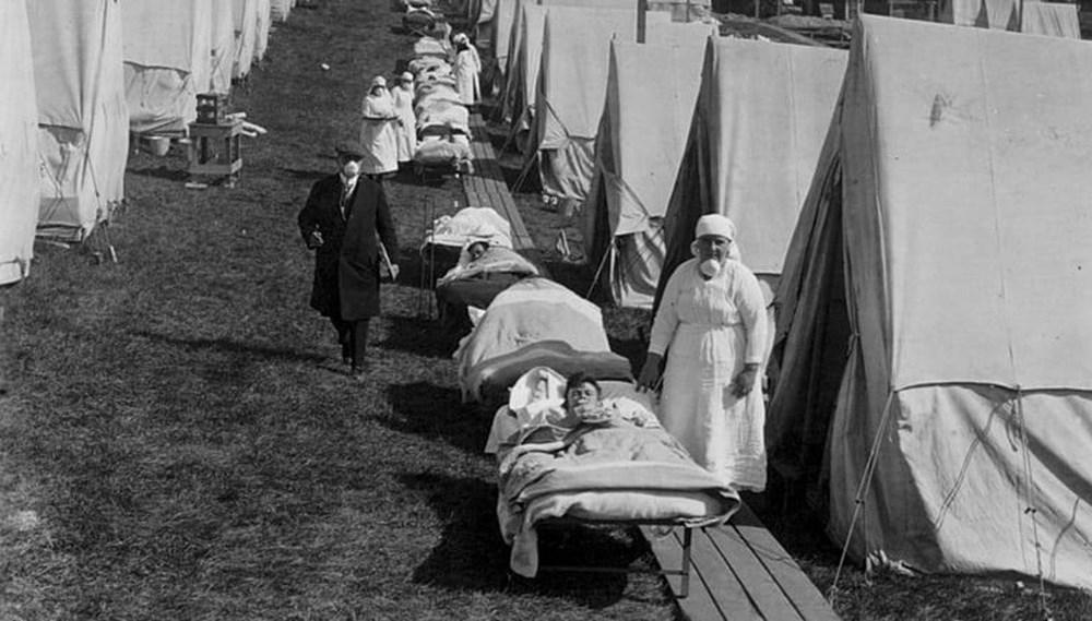 Corona virüs, ABD'de İspanyol gribinden daha fazla öldürdü - 6