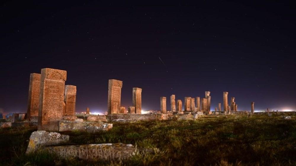 Dünyanın en büyük Türk-İslam mezarlığı: Ahlat Selçuklu Meydan Mezarlığı - 4