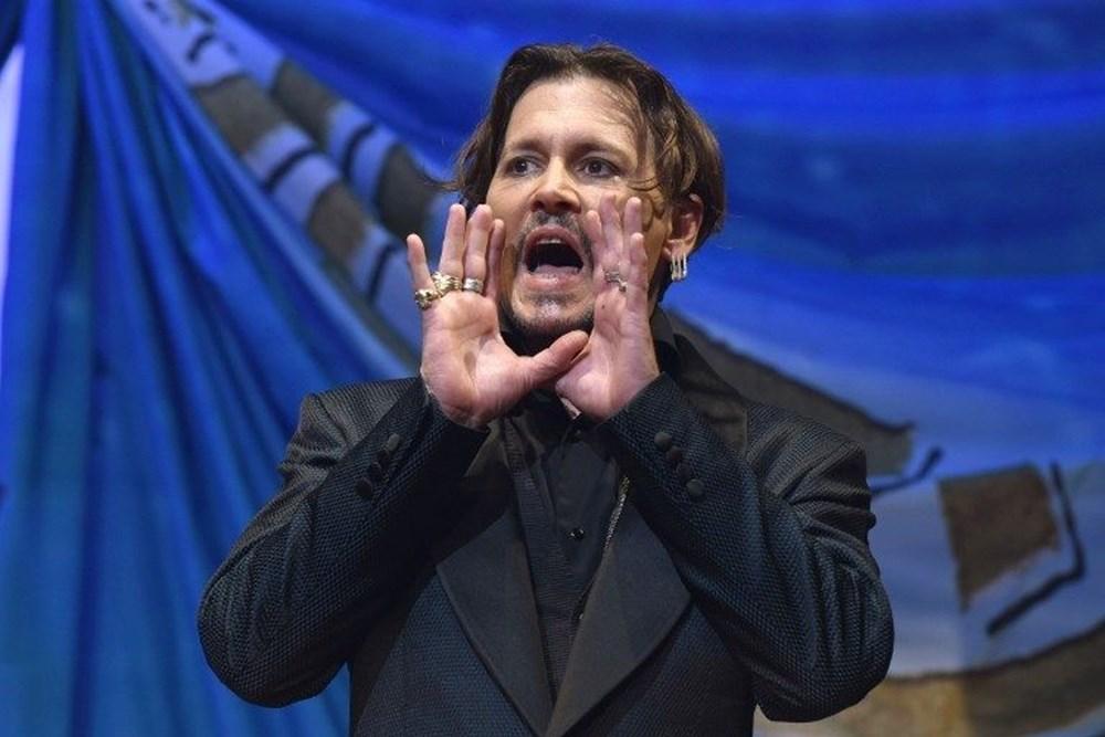 Amber Heard'e şiddet uyguladığı iddia edilen Johnny Depp iftira davasını kaybetti - 5