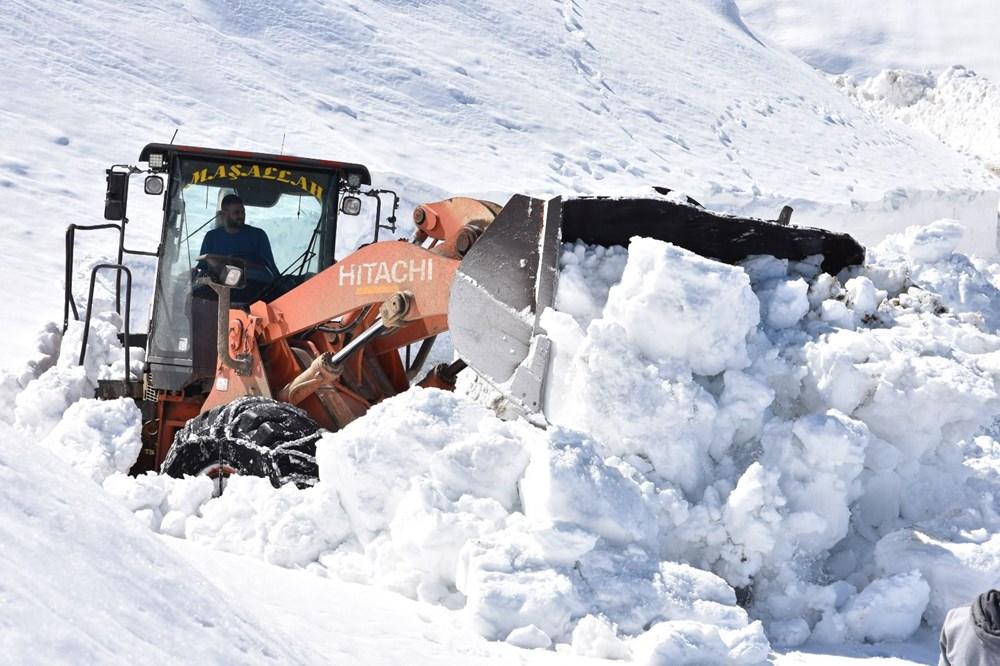 2 yıl önce 9 metre kar tutan Bitlis'te en kurak kış yaşanıyor - 14
