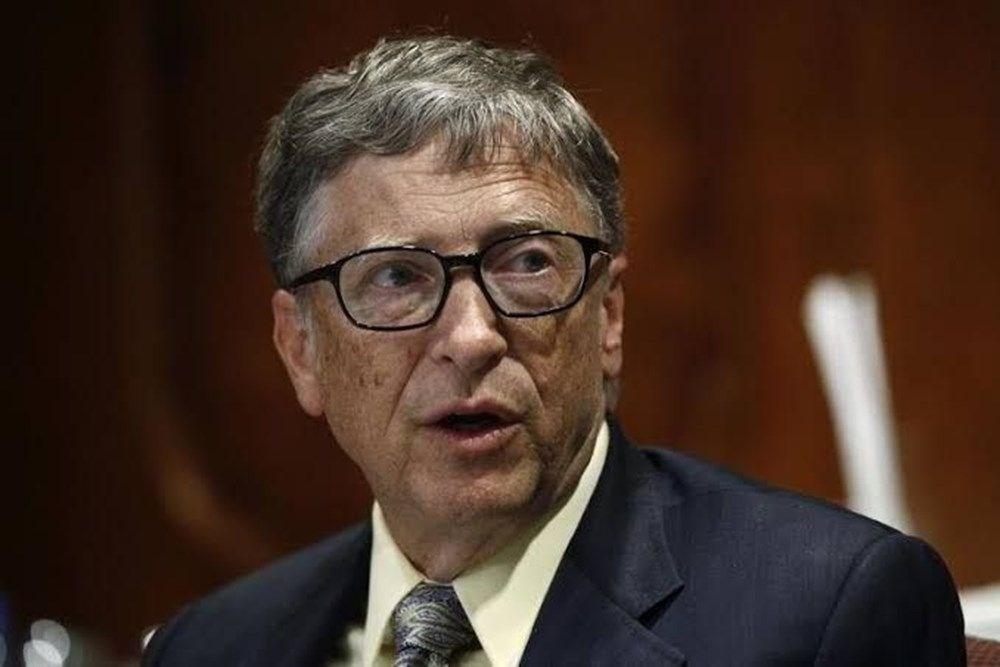 Bill Gates $ 4.3 billion step - 10
