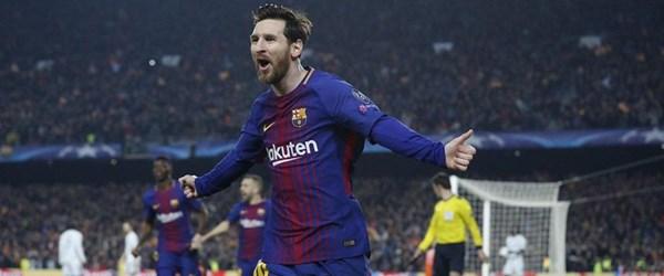 """""""Messi'nin kafasında bir silah var!"""""""