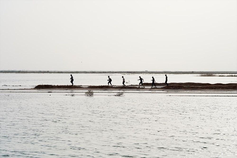Çölün ortasındaki mucize: Necef Denizi - 17