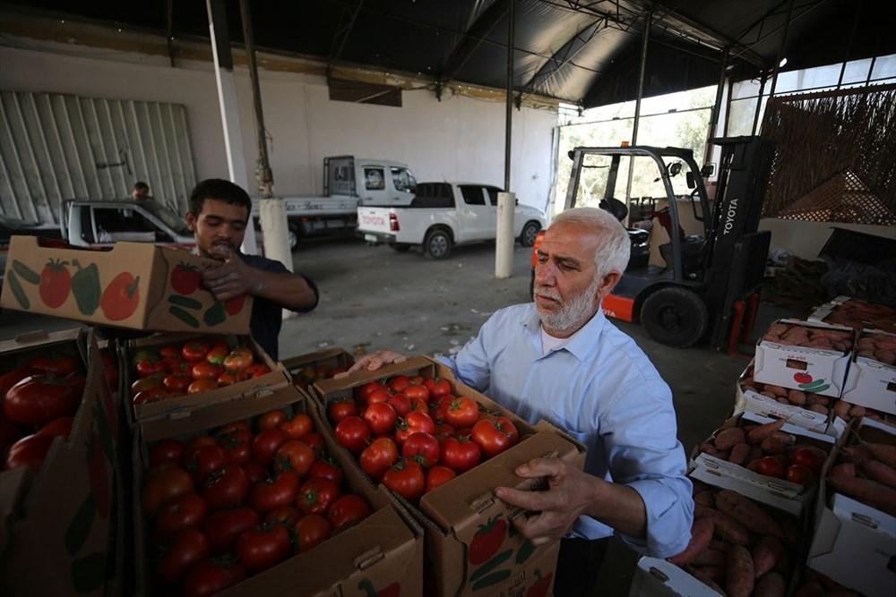 İsrail'in kararına tepki: Domates sapını tehdit gördüler - 3