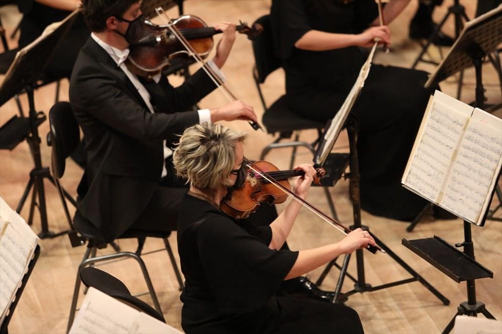 Cumhurbaşkanlığı Senfoni Orkestrası yeni bina açılış konseri - 14