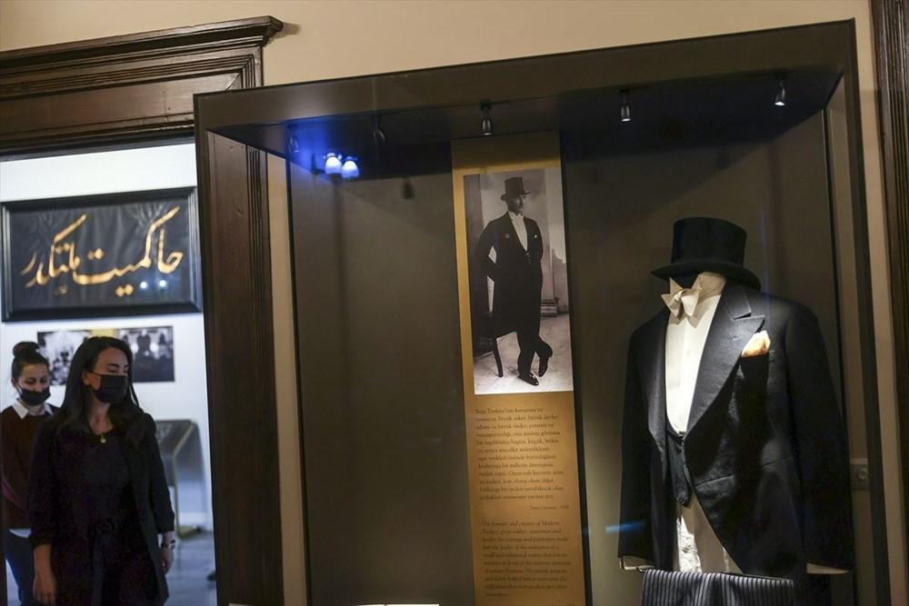 Yakın tarihin tanığı Cumhuriyet Müzesi 40 yıldır tarihseverleri ağırlıyor - 16