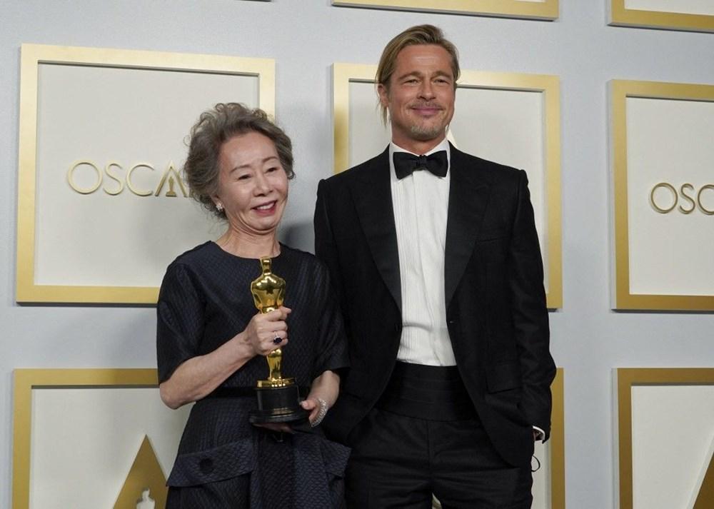 2021 Oscar Ödülleri sahiplerini buldu (93. Oscar Ödülleri'ni kazananlar) - 30