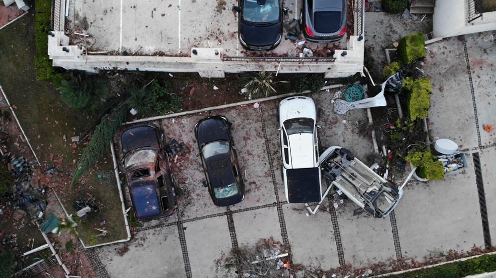 İzmir'de hortum felaketinin boyutları gün ağarınca ortaya çıktı - 2