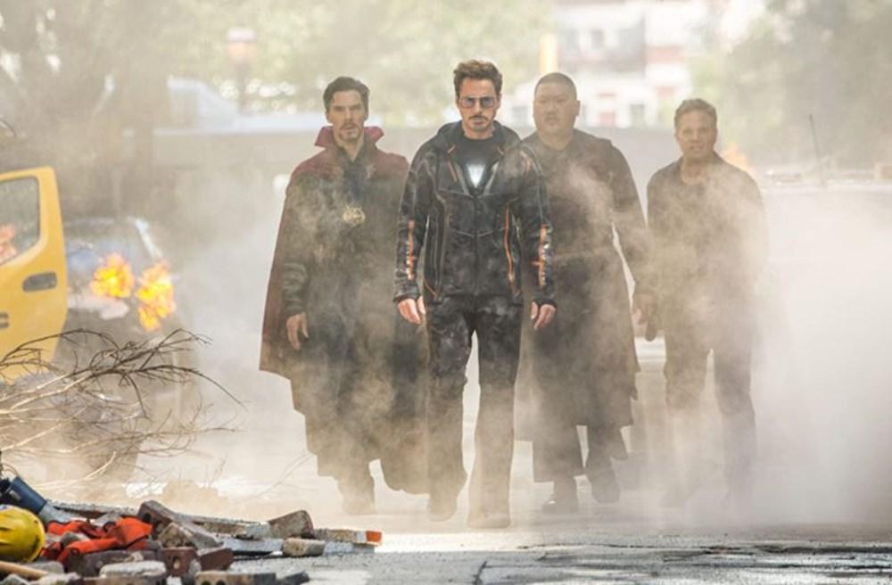 Avengers 5'te Marvel karakterlerinin hepsi birden yer alabilir - 6