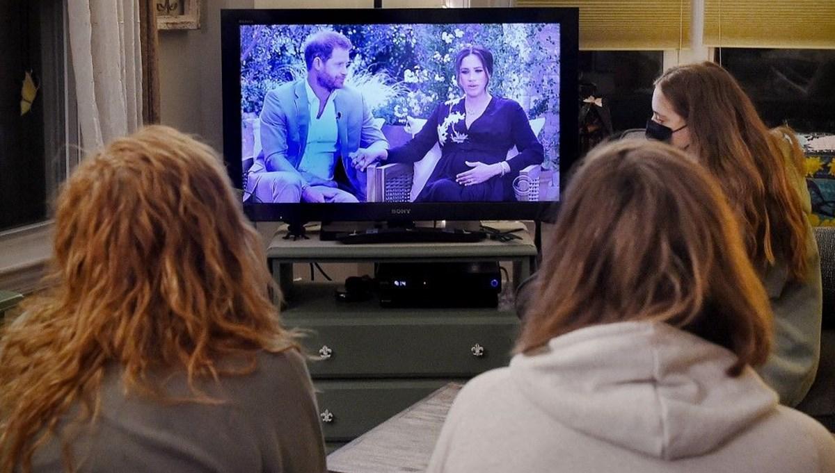 Oprah Winfrey sansasyonel röportajın ardından konuştu: Irkçılık iddialarına şaşırdım