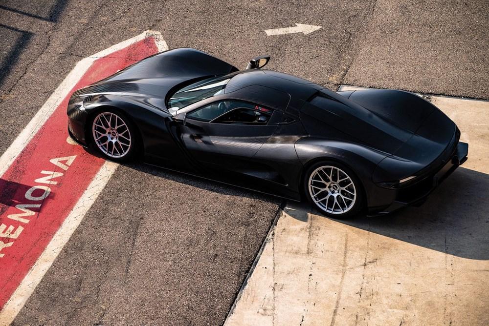 Dünyanın en pahalı elektrikli otomobili ilk teslimata hazır - 6