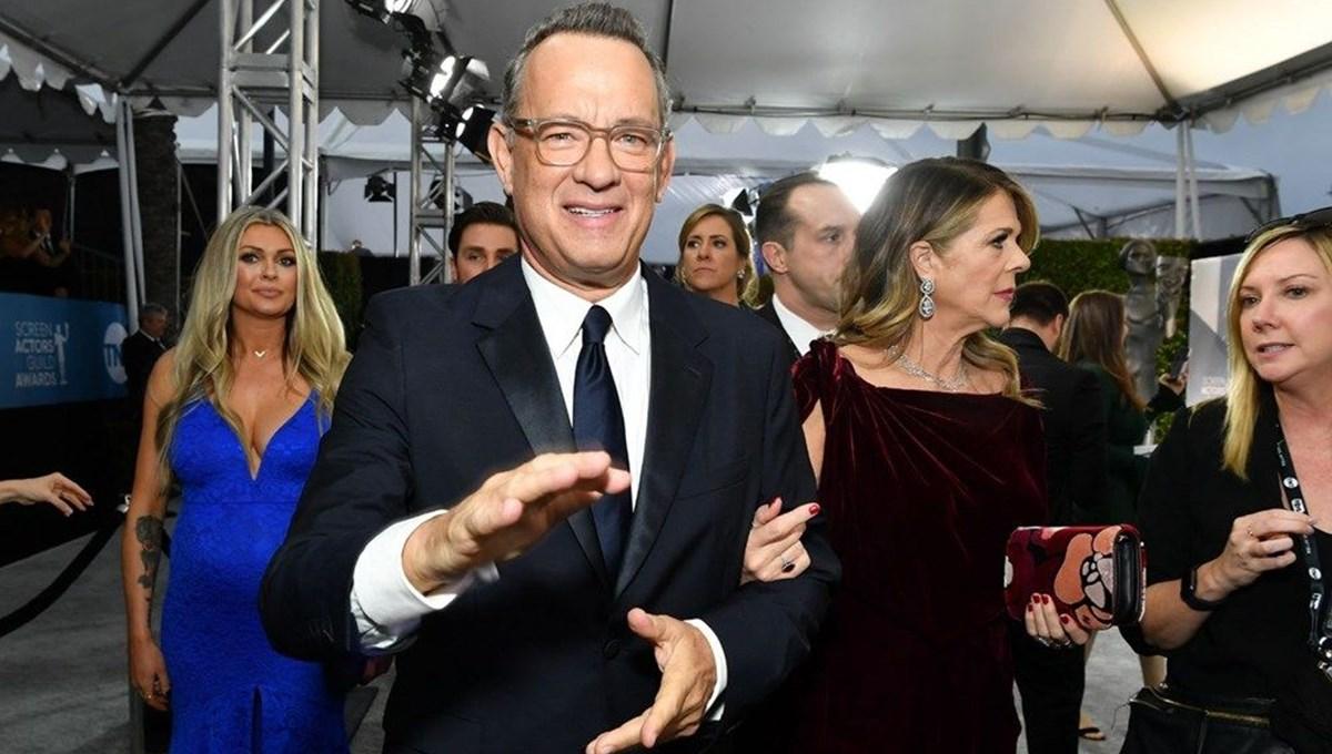 Tom Hanks'ten Covid-19 aşısı yorumu