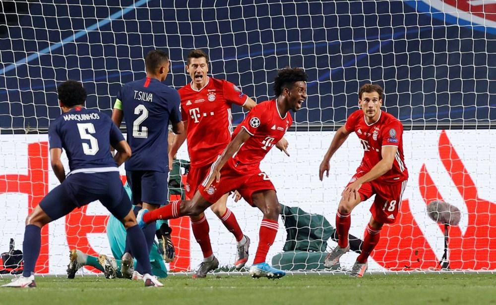 Şampiyonlar Ligi 2019-2020 sezonu şampiyonu Bayern Münih - 5
