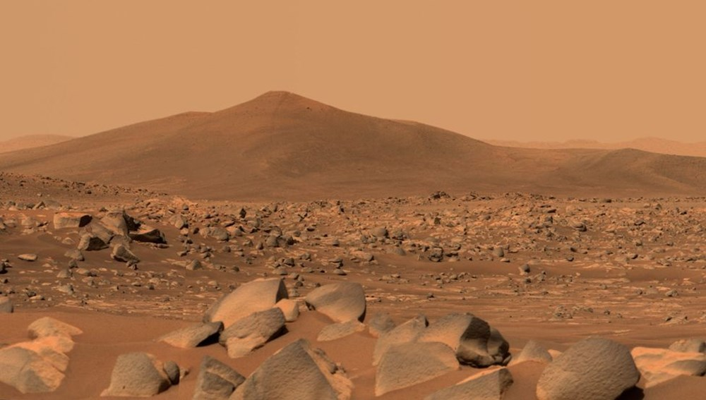 Perseverance Mars'ta 100 gün geçirdi: Kızıl Gezegen'den en etkileyici fotoğraflar - 13