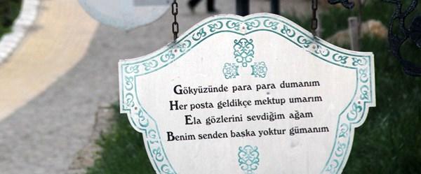 Erzincan'da özlem ve hasretin dile geldiği Mani Yolu