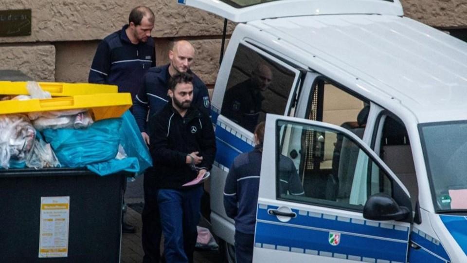 Şüpheli olarak Alman polisi tarafından gözaltına alınan Ercan E. bir çocuk annesi eşi Mine O. için kayıp başvurusu yapmıştı.