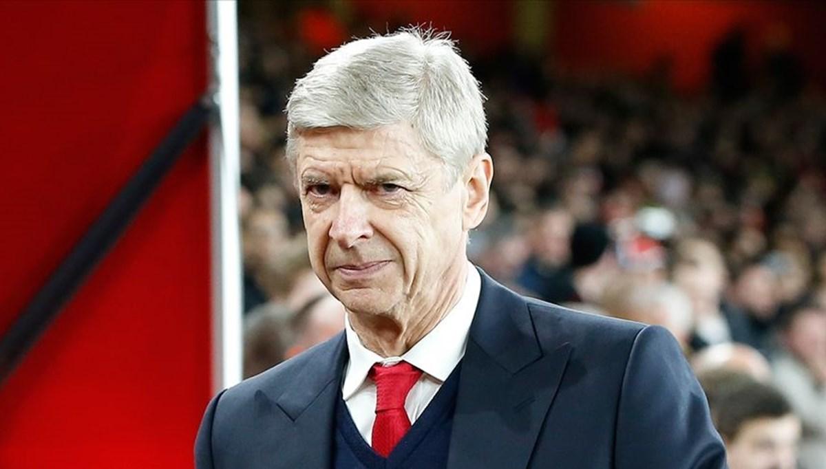 Arsene Wenger, PSG'ye karşı kulübede