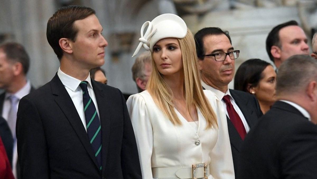Ivanka Trump ve Jared Kushner kendilerini ABD'nin kraliyet ailesi gibi görüyorlardı