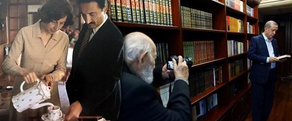Ara Güler'in objektifinden siyasiler (Ecevit 1977, Erdoğan 2015)
