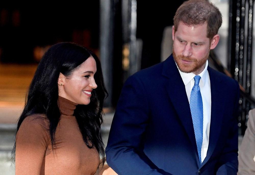 Prens Harry ve eşi Düşes Meghan Markle ikinci çocuklarını beklediklerini açıkladı - 7