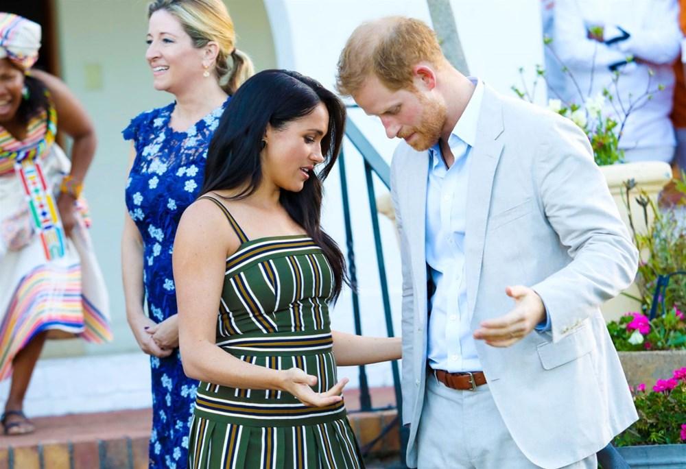 Prenses Diana'nın medyumu Harry-Meghan çiftinin ilişkisine ömür biçti - 3