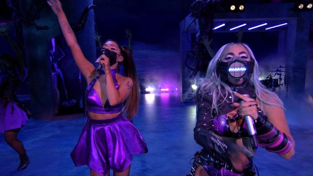 2020 MTV Video Müzik Ödülleri sahiplerini buldu - 3