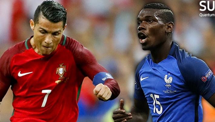 Portekiz-Fransa maçı hangi kanalda?