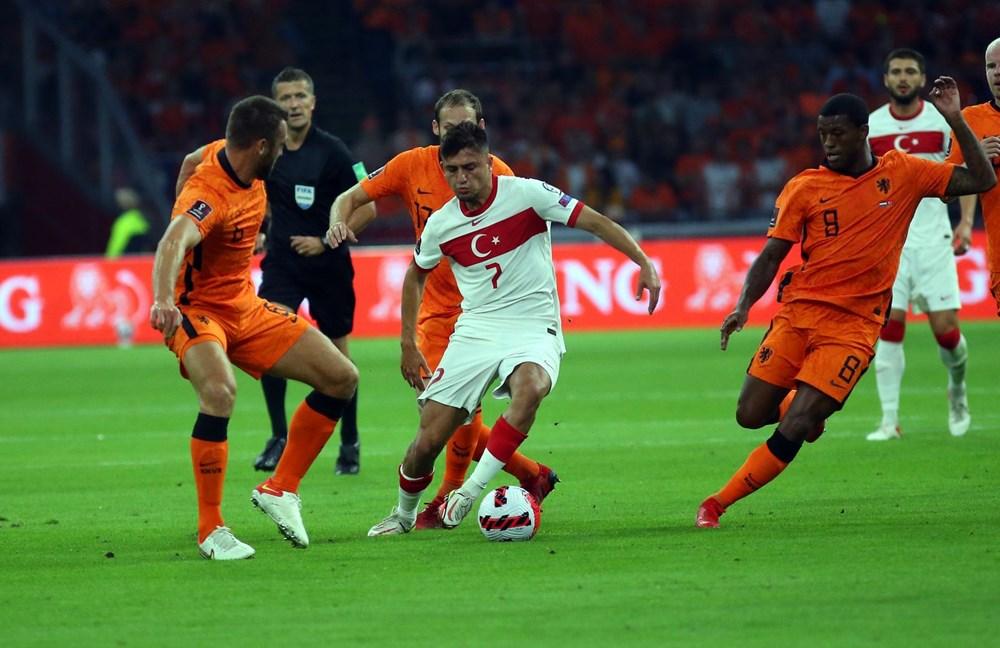Milli Takım Hollanda'dan ağır yaralı dönüyor - 4