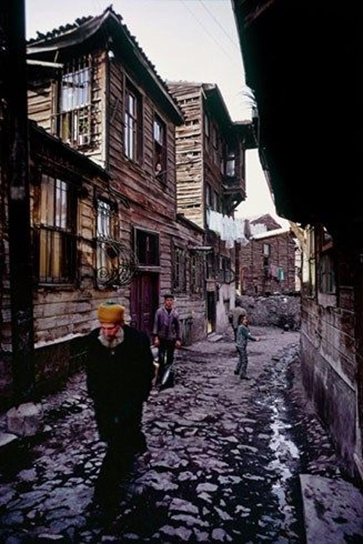 Vefatının ikinci yılında Ara Güler'in objektifinden İstanbul fotoğrafları - 10