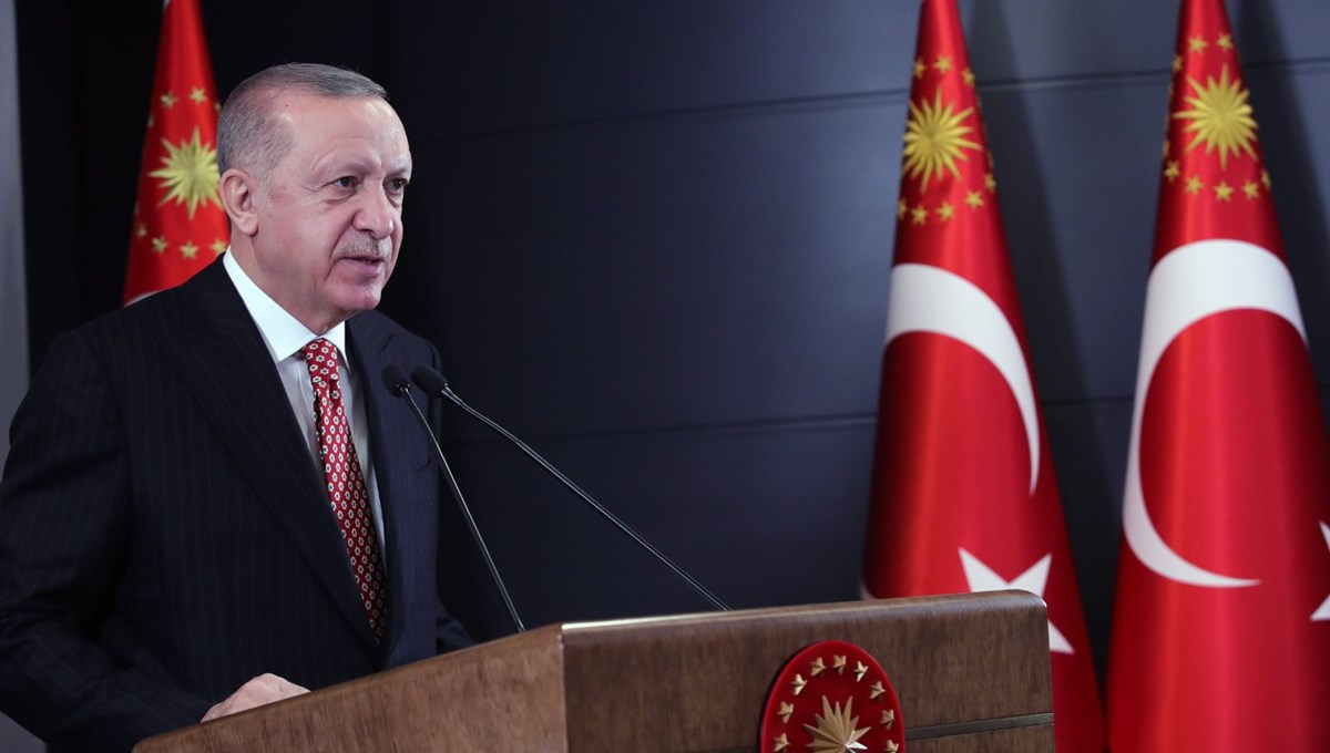 Cumhurbaşkanı Erdoğan'dan Çanakkale Kara Savaşları'nın 106. yıl dönümü mesajı
