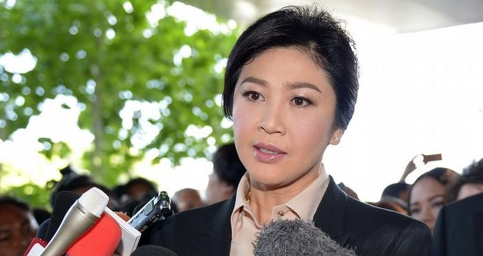 Yingluck Şinavatra