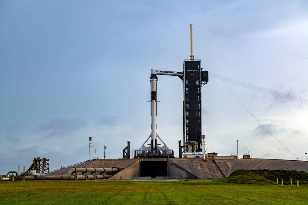 NASA'nın kargo gemisi istasyona kenetlendi - 2