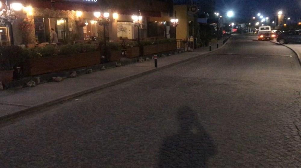 İstanbul'da eşini döven adama meydan dayağı - 6