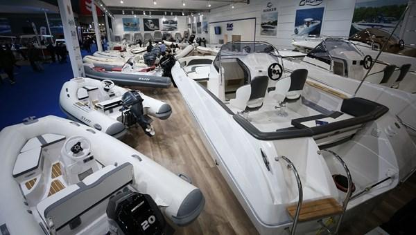 Deniz tutkunları Boat Show'da buluşuyor