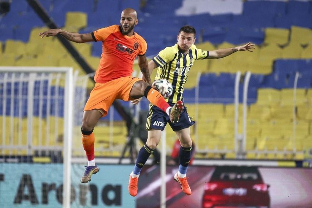 Derbide kazanan Galatasaray - 5