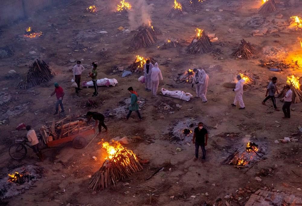 Bilim insanları hesapladı: Hindistan'da Covid-19 nedeniyle ölenlerin gerçek sayısı 4,7 milyon - 5