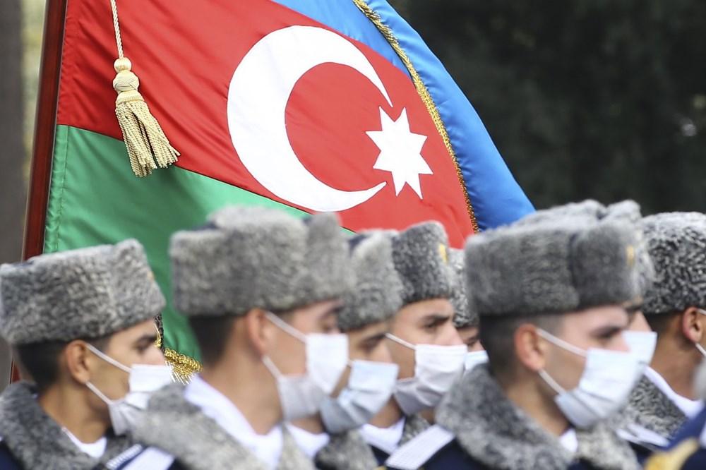 Bakü'de Karabağ zaferi kutlaması - 30