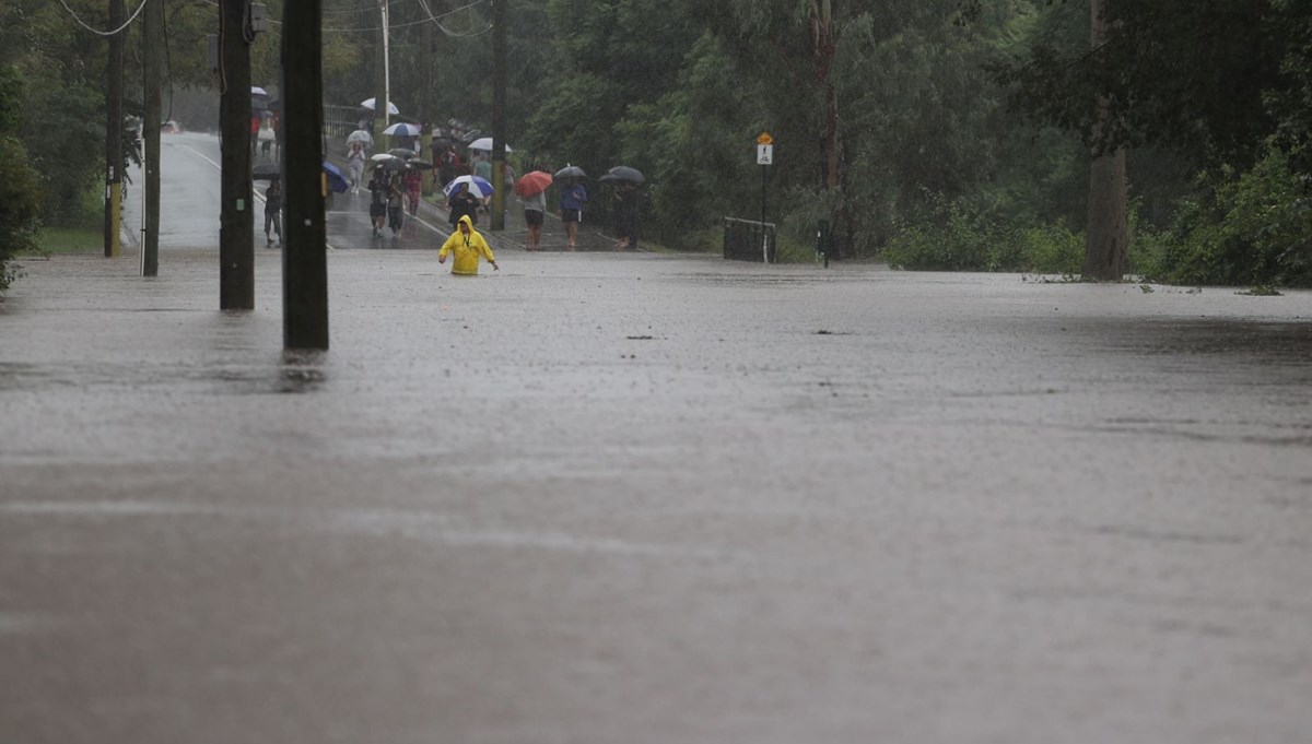 Flood in Australia: evacuation ordered
