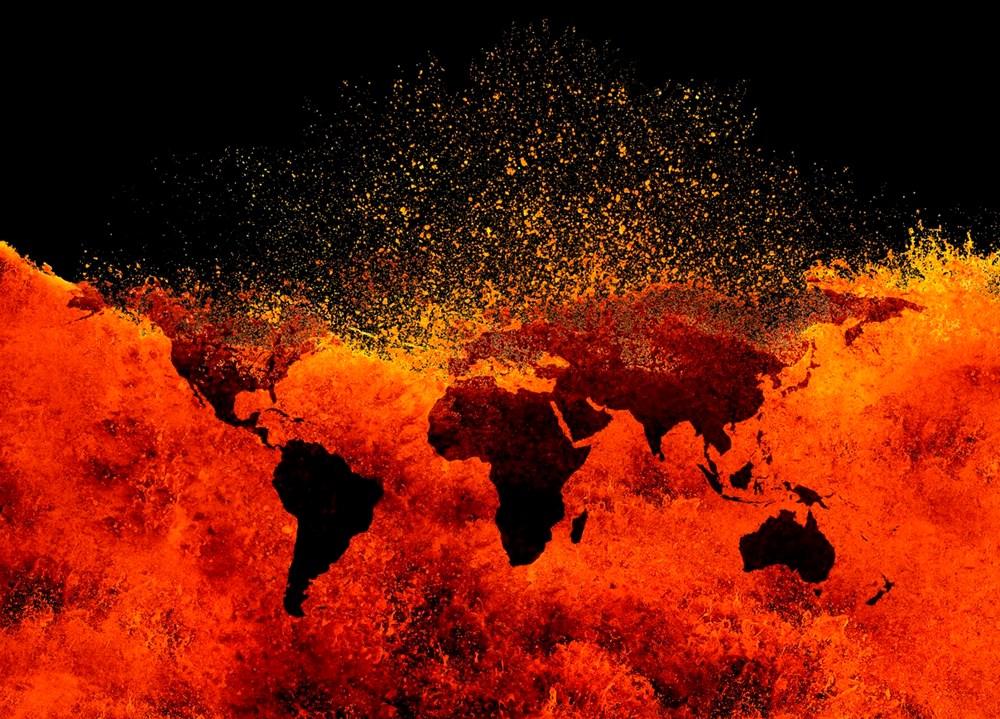Bilim insanlarından felaket uyarısı: Dünya'nın çekirdeği Kıyamet Günü buzulunu eritiyor - 1