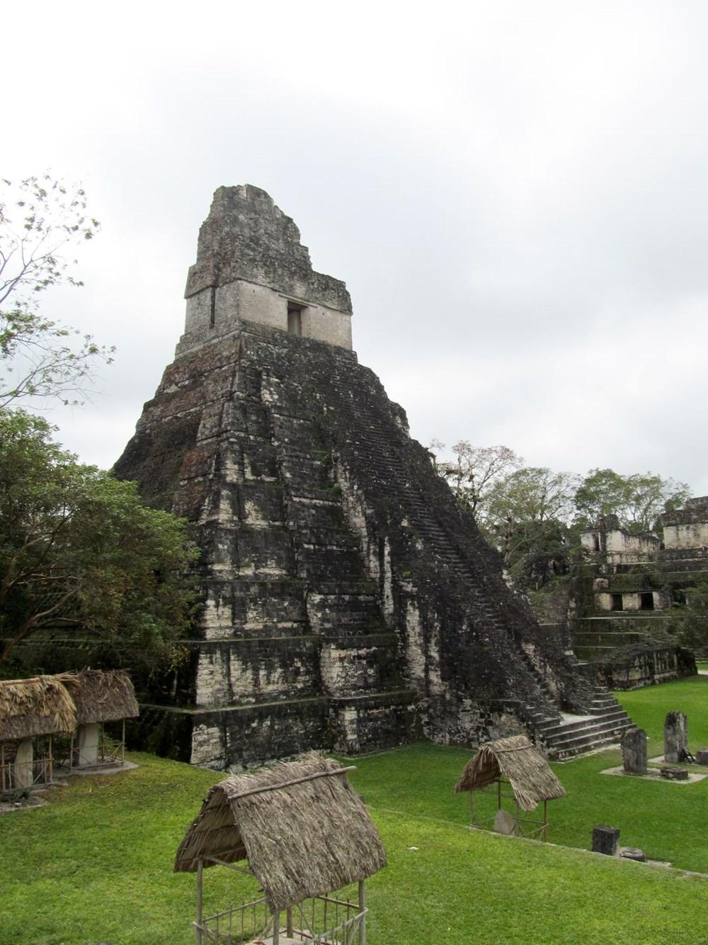 Mayalılar tarafından 2 bin yıl önce inşa edilen su arıtma tesisi bugün işe yarayabilir - 5