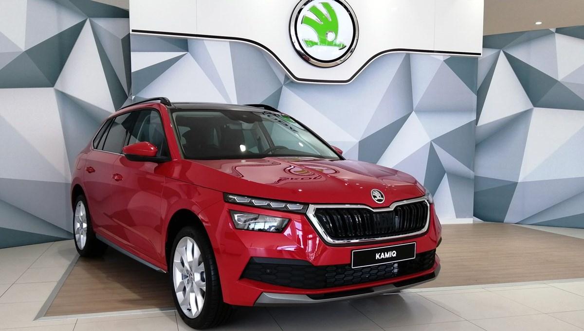 Skoda'nın yeni SUV modeli Türkiye'de