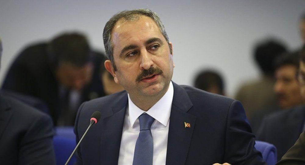 Adalet Bakanı Gül, Pendikteki olayla ilgili müfettiş görevlendirdi 74