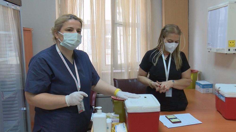 Biontech aşısının yolculuğu (Depodan hastaneye) - 21
