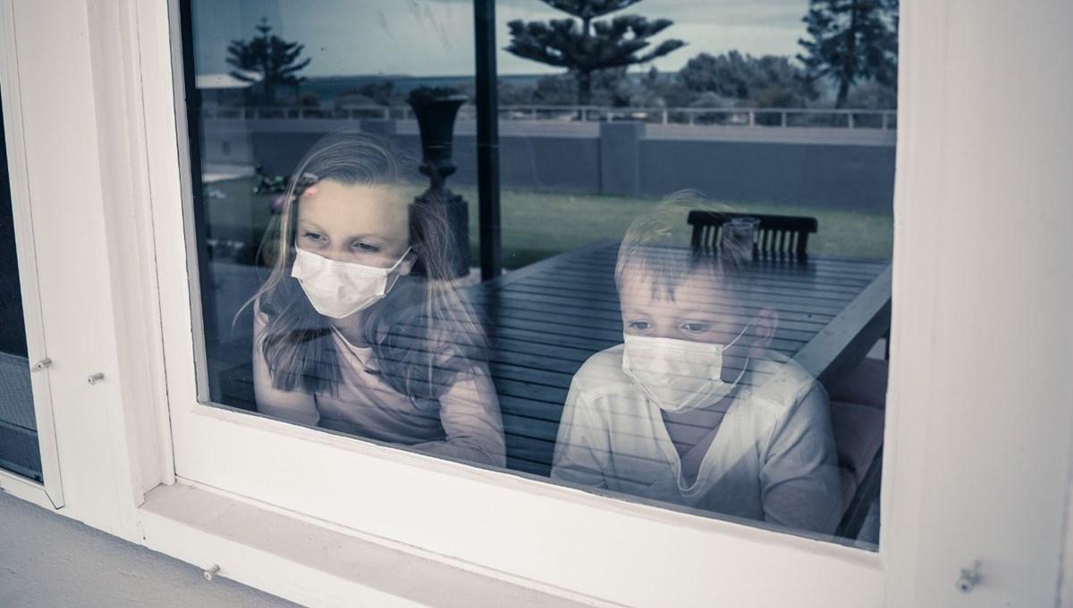 Çocuklarda 'mutant' corona virüs tehdidi