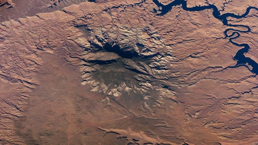 NASA Ankara'dan fotoğraf paylaştı (Astronotların gözünden gezegenimiz) - 17