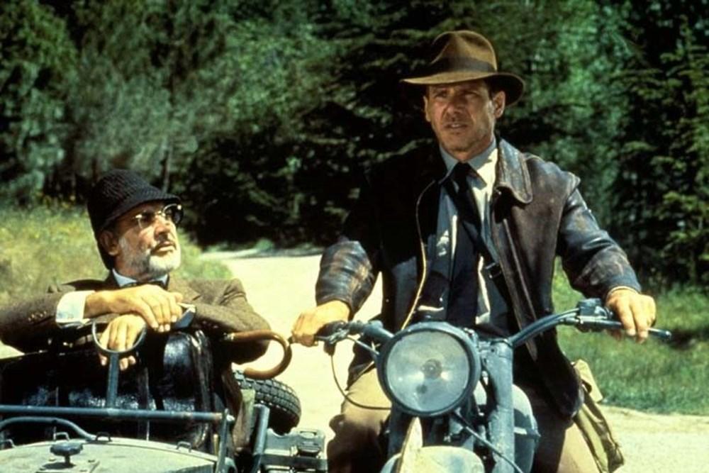 Harrison Ford'tan Sean Connery'ye: Huzur içinde uyu sevgili dostum - 3