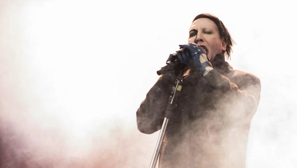 Tecavüzle suçlanan Marilyn Manson teslim olacak