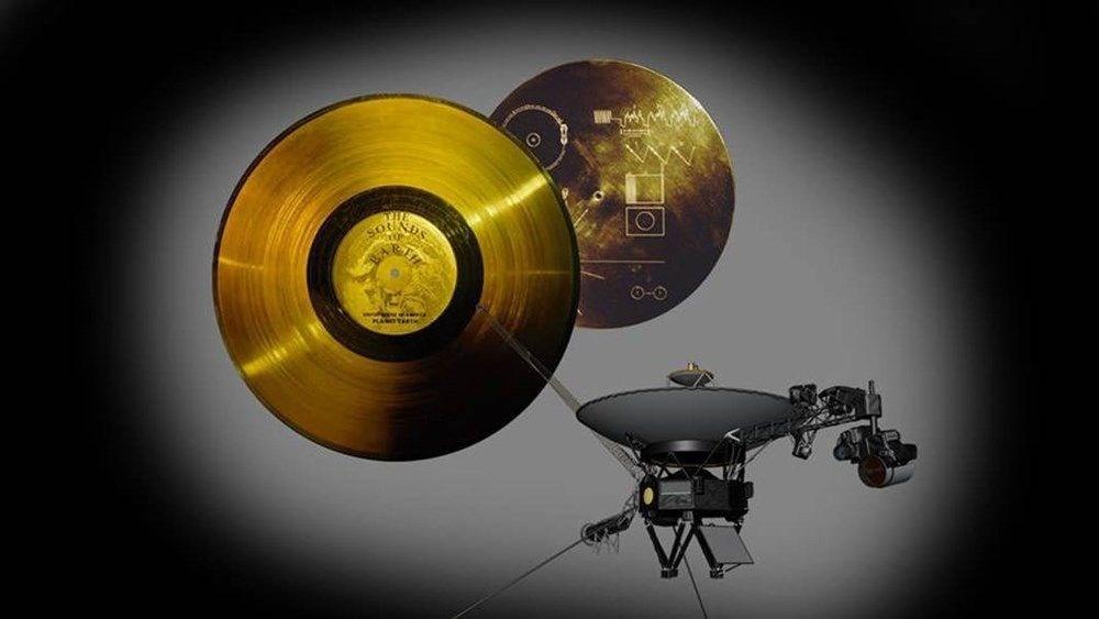 """Voyager 2, 18 milyar kilometre uzaktan """"Merhaba"""" dedi (Türkçe mesaj da taşıyor) - 5"""