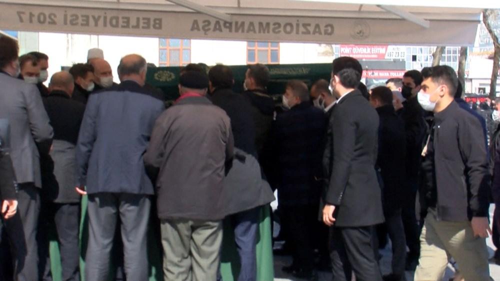 Soylu'nun annesi için tören düzenlendi (Cumhurbaşkanı Erdoğan da katıldı) - 3